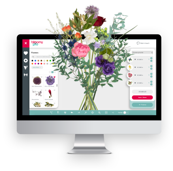 BloomyPro for Floriology
